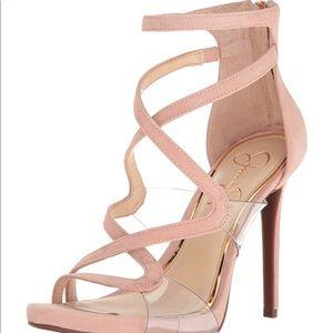 Jessica Simpson JS-Roelyn Heeled Sandal